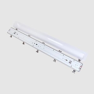 4ft Classic LED Vapor Tight Fixture 36, 46w, 65w